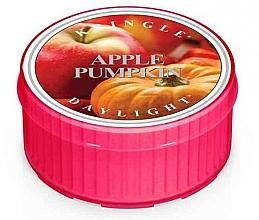 Парфюмерия и Козметика Чаена свещ - Kringle Candle Daylight Apple Pumpkin