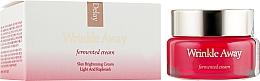 Парфюмерия и Козметика Антистареещ крем за лице - The Skin House Wrinkle Away Fermented Cream