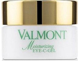 Парфюмерия и Козметика Хидратиращ околоочен гел - Valmont Moisturizing Eye-C Gel