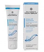 Парфюмерия и Козметика Хидратиращ защитен крем за лице SPF10 - Montbrun Peaux Sensibles