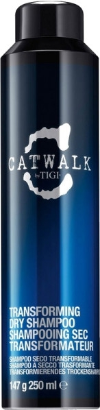 Сух шампоан за допълнителен обем - Tigi Catwalk Session Series Transforming Dry Shampoo — снимка N1