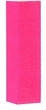 Парфюмерия и Козметика Пила за полиране 120/150, 74813, розова - Top Choice Colours Nail Block