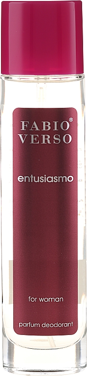Bi-Es Fabio Verso Entusiasmo - Спрей дезодорант