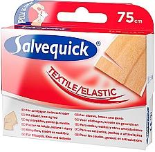 Парфюмерия и Козметика Текстилен пластир, 75 см - Salvequick Textil Elastic
