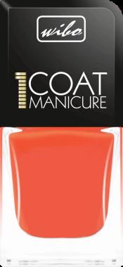 Лак за нокти - Wibo 1 Coat Manicure — снимка N1