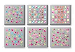 Парфюми, Парфюмерия, козметика Стикери за нокти - Top Choice Neon