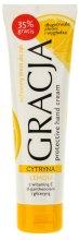 Парфюми, Парфюмерия, козметика Защитен крем за ръце с екстракт от лимон - Miraculum Gracja Lemon Hand Cream