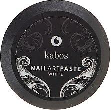 Парфюмерия и Козметика Декорираща паста за нокти - Kabos Nail Art Paste