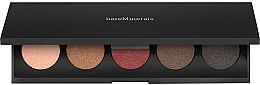 Парфюмерия и Козметика Палитра сенки за очи - Bare Escentuals Bare Minerals Bounce & Blur Eyeshadow Palette Dusk