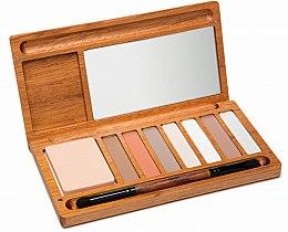 Парфюми, Парфюмерия, козметика Палитра сенки за очи - Alilla Cosmetics Nude Palette