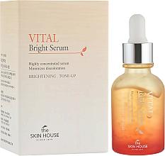Парфюмерия и Козметика Изсветляващ витаминен серум за лице - The Skin House Vital Bright Serum