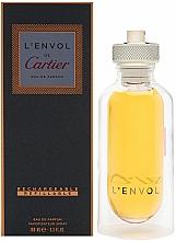 Парфюмерия и Козметика Cartier L'Envol de Cartier Eau de Parfum Refillable - Парфюмна вода (пълнител)