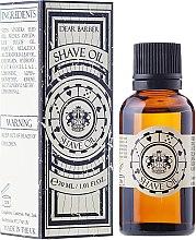 Парфюмерия и Козметика Масло за бръснене - Dear Barber Shave Oil