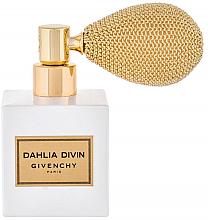 Парфюми, Парфюмерия, козметика Givenchy Dahlia Divin - Парфюмна пудра за тяло