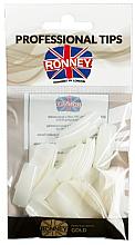 Парфюмерия и Козметика Изкуствени нокти - Ronney Professional Tips