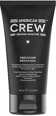 Гел за фино бръснене - American Crew Shaving Skincare Precision Shave Gel — снимка N3