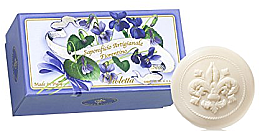 Парфюми, Парфюмерия, козметика Комплект сапуни - Saponificio Artigianale Fiorentino Violet (Soap/6x50g)