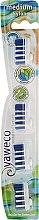 Парфюмерия и Козметика Сменяеми глави за четка за зъби със средна твърдост - Yaweco Toothbrush Heads Nylon Medium