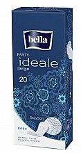 Парфюмерия и Козметика Ежедневни дамски превръзки Panty Ideale Ultra Thin Large Stay Softi, 20 бр - Bella