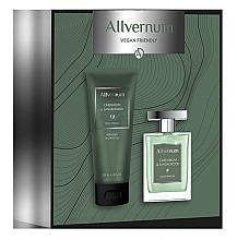 Парфюмерия и Козметика Allvernum Cardamom & Sandalwood - Комплект (парф.вода/100ml + душ гел/200ml)