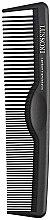 Парфюмерия и Козметика Гребен за коса - Lussoni CC 100 Pocket Carbon Fibre Barber Comb