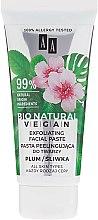 Парфюми, Парфюмерия, козметика Ексфолираща паста за лице - AA Cosmetics Bio Natural Vegan Exfoliating Paste