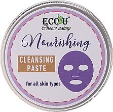 Парфюмерия и Козметика Почистваща паста за лице за всеки тип кожа - ECO U Nourishing Cleansing Paste For All Skin Types
