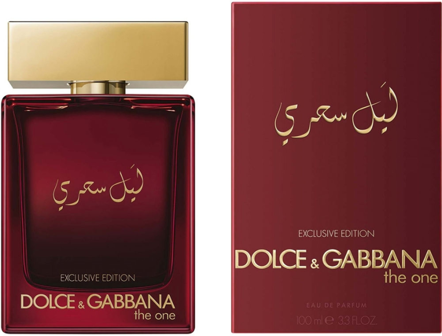 Dolce & Gabbana The One Mysterious Night For Men - Парфюмна вода — снимка N1