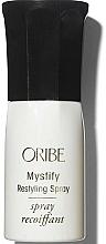 Парфюмерия и Козметика Спрей за оформяне на коса - Oribe Gold Lust Mystify Restyling Spray Travel (мини)