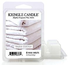 Парфюмерия и Козметика Ароматен восък - Kringle Candle Wax Melt Warm Cotton