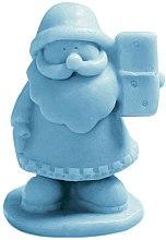 """Парфюмерия и Козметика Ръчно изработен натурален сапун """"Дядо Коледа"""" с аромат на плодове - LaQ Happy Soaps Natural Soap"""