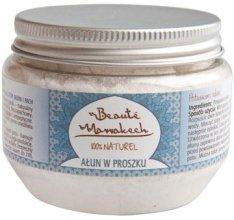 Парфюми, Парфюмерия, козметика Натурален антиперспирант на прах 100% стипца - Beaute Marrakech Argan Black Liquid Soap
