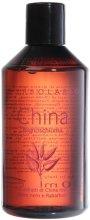 Парфюми, Парфюмерия, козметика Пяна за вана-душ гел с хининово дърво - L'erbolario Bagnoschiuma China