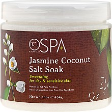 Парфюми, Парфюмерия, козметика Морска сол - BCL SPA Jasmine Coconut Salt Soak