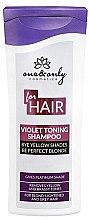 Парфюми, Парфюмерия, козметика Шампоан за светла коса - One&Only Cosmetics For Hair Violet Toning Shampoo