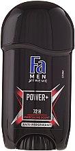 Стик дезодорант за мъже - Fa Men Xtreme Power+ — снимка N3