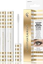Парфюмерия и Козметика Серум-основа за мигли - Eveline Cosmetics Supreme Growth Lash Serum