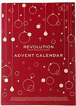 Календар за грим - Makeup Revolution Advent Calendar 2019 — снимка N1