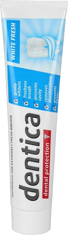 Избелваща паста за зъби - Dentica White Fresh