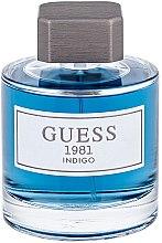 Парфюми, Парфюмерия, козметика Guess 1981 Indigo For Men - Тоалетна вода (тестер с капачка)