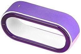 Парфюмерия и Козметика Полираща пила за нокти - Tools For Beauty Buffer 3Way Oval