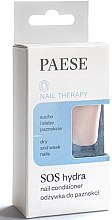 Парфюмерия и Козметика Балсам за нокти - Paese Nail Therapy Sos Hydra Nail Conditioner