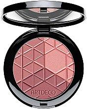 Парфюми, Парфюмерия, козметика Трицветен руж за лице - Artdeco Blush Couture