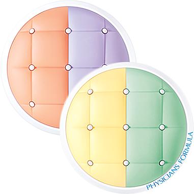 Праймър-коректор SPF20 - Physicians Formula Mineral Wear Talc-Free Cushion Corrector + Primer Duo — снимка N5