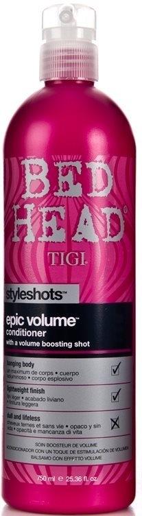 Балсам за допълнителен обем - Tigi Bed Head Styleshots Epic Volume Conditioner — снимка N3