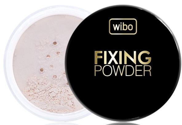 Фиксираща пудра за грим - Wibo Fixing Powder