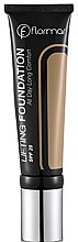 Парфюми, Парфюмерия, козметика Фон дьо тен с лифтинг ефект - Flormar Lifting Foundation SPF 20