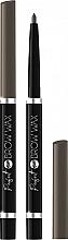 Парфюмерия и Козметика Восък за вежди - Bell Perfect Brow Wax