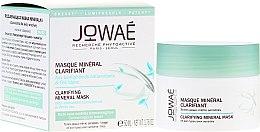 Парфюми, Парфюмерия, козметика Освежаваща минерална маска за чувствителна кожа - Jowae Masque Clarifying Mineral Mask