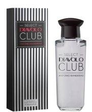 Парфюми, Парфюмерия, козметика Antonio Banderas Diavolo Select Club - Тоалетна вода